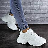 Кроссовки женские белые Avi 2105 (36 размер), фото 6