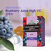 Витамины для глаз - растворимый напиток черника. Кладезь витаминов и минералов.30 пакетиков по 6 гр.