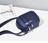 Женская сумка из ткани кросс-боди, фото 4
