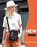 Женская сумка из ткани кросс-боди, фото 9