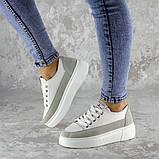 Кроссовки женские белые Ether 2269 (37 размер), фото 3