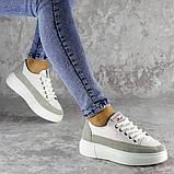 Кроссовки женские белые Ether 2269 (37 размер), фото 6