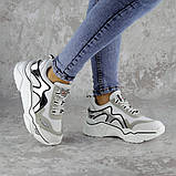 Кроссовки женские белые Jazz 2291 (36 размер), фото 2