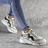 Кроссовки женские белые Jazz 2291 (36 размер), фото 4