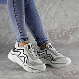 Кроссовки женские белые Jazz 2291 (36 размер), фото 5