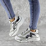 Кроссовки женские белые Jazz 2291 (36 размер), фото 6