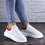 Кроссовки женские белые Kingsly 2133 (36 размер), фото 2