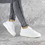 Кроссовки женские белые Modlaun 2372 (36 размер), фото 3