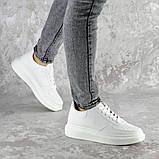 Кроссовки женские белые Modlaun 2372 (36 размер), фото 4