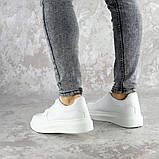 Кроссовки женские белые Modlaun 2372 (36 размер), фото 5