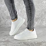 Кроссовки женские белые Modlaun 2372 (36 размер), фото 6
