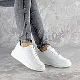 Кроссовки женские белые Modlaun 2372 (36 размер), фото 7