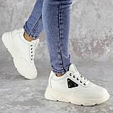 Кроссовки женские белые Precious 2136 (36 размер), фото 2
