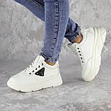 Кроссовки женские белые Precious 2136 (36 размер), фото 3
