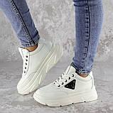Кроссовки женские белые Precious 2136 (36 размер), фото 4