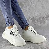 Кроссовки женские белые Precious 2136 (36 размер), фото 5