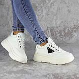 Кроссовки женские белые Precious 2136 (36 размер), фото 6