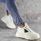 Кроссовки женские белые Precious 2136 (36 размер), фото 7
