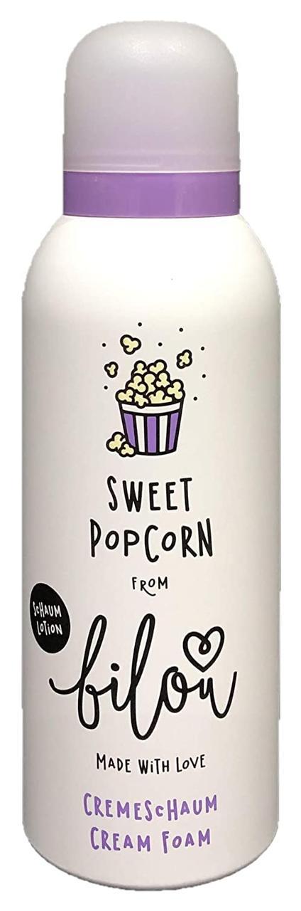 Bilou лосьон-пенка для тела Sweet Popcorn 150 мл