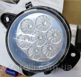 Противотуманная фара LED для Volkswagen Crafter 2006-16 правая (FPS)