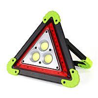 Кемпинговый светодиодный фонарь аварийного освещения Multifunctional Working Lam LL-303 LED 30W
