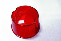 Стекло поворотов круглое МТ ИЖ высокое красное