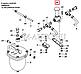 37.1141010 Насос предпусковой прокачки топлива КАМАЗ ЕВРО-1 на бак (пр-во ЯЗДА), фото 8