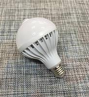 Лампа светодиодная с датчиком 12W / 535 E27