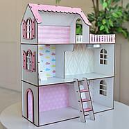 """Обои для кукольного домика NestWood """"Мини Дача"""" для LOL, фото 2"""
