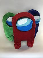Амонг Ас Детская мягкая игрушка, персонаж из игры Among Us Подарок ребенку