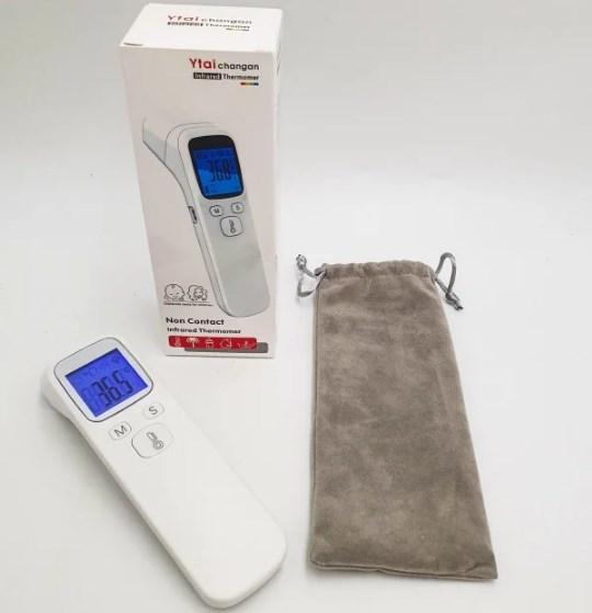 Детский инфракрасный бесконтактный термометр YTAI Changan электронный градусник
