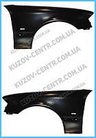 Левое переднее крыло MERCEDES 202 93 -01