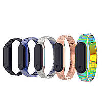 Bakeey металевими скобами з нержавіючої сталі годинник ремінець для Miband 3