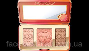 Палитра румян Too Faced Sweet Peach Glow