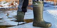Зимние сапоги и ботинки