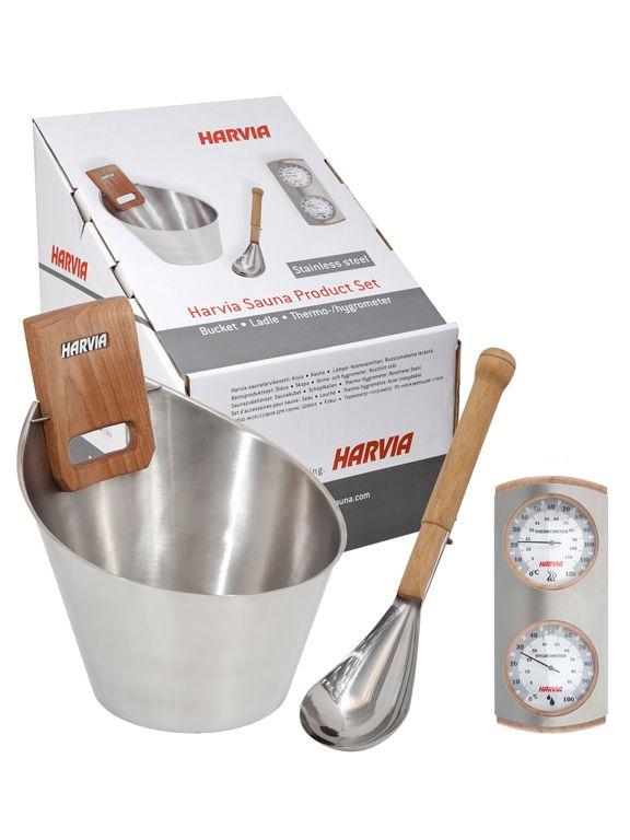 Набор аксессуаров для сауны и бани Harvia