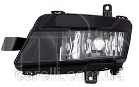 Фара противотуманная левая для VW GOLF VII 2013-17