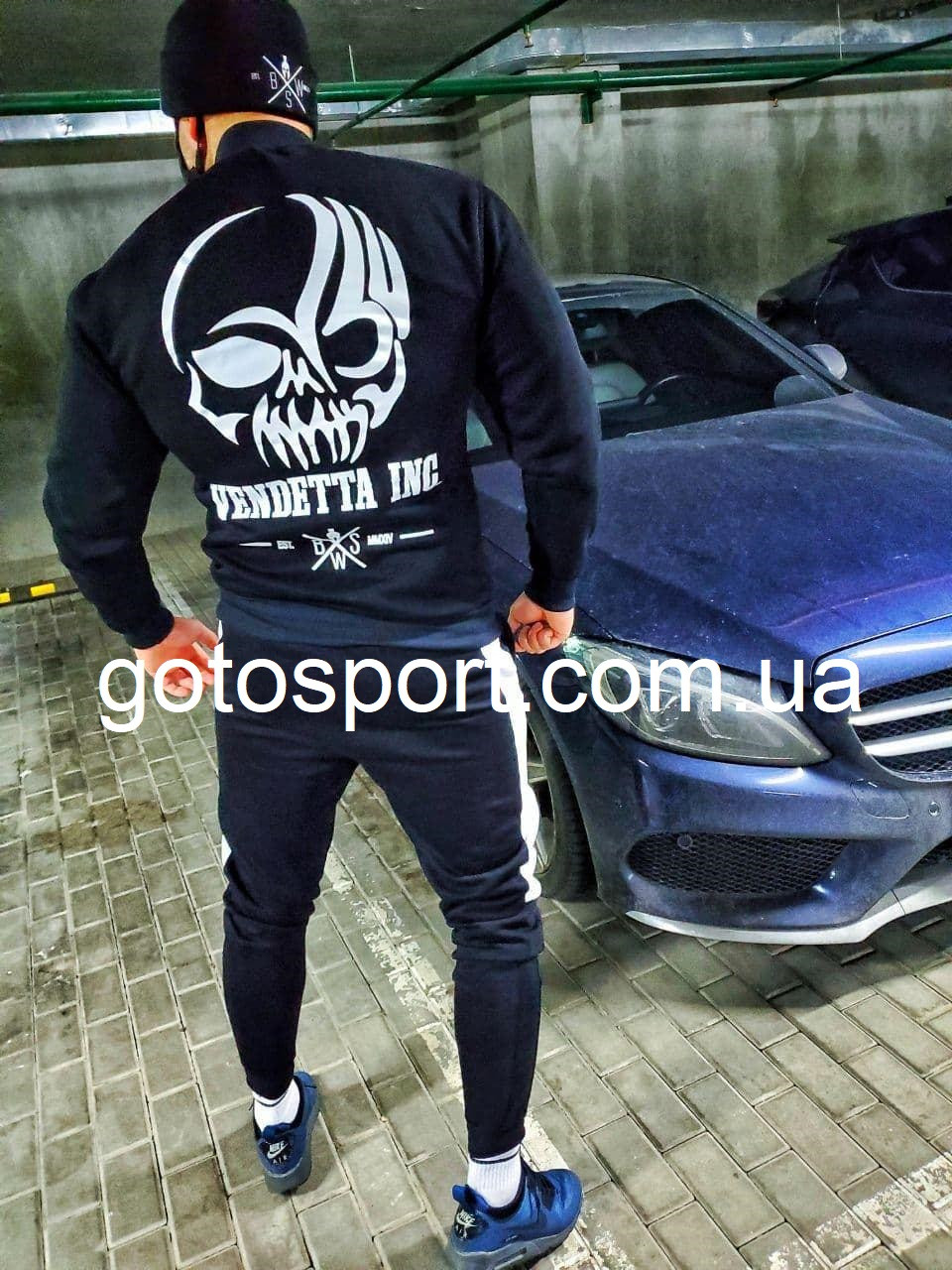 Зимний мужской спортивный костюм Vendetta