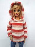 Одежда для кукол Барби - худи*, фото 5