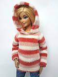 Одежда для кукол Барби - худи*, фото 6