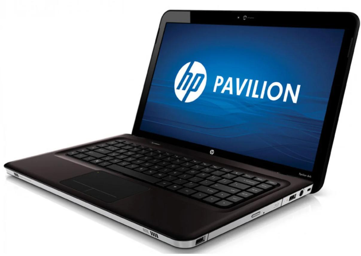 Ноутбук HP Pavilion G6-2361so-AMD E2-1800M-1.7GHz-4Gb-DDR3-320Gb-HDD-W15.6-Web-DVD-R-(B)- Б/У