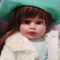 Интерактивная музыкальная мягконабивная кукла «Панночка» M 3863 UA 50 см (5 видов), на украинском языке