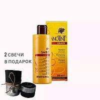 Шампунь для ЖИРНЫХ волос 200мл, SanoTint Vivasan/Швейцария