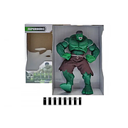 """Фигурка супергерой Халк, Герой """"HULK"""" 62016, 28 см, озвученный, на батарейках, в коробке"""