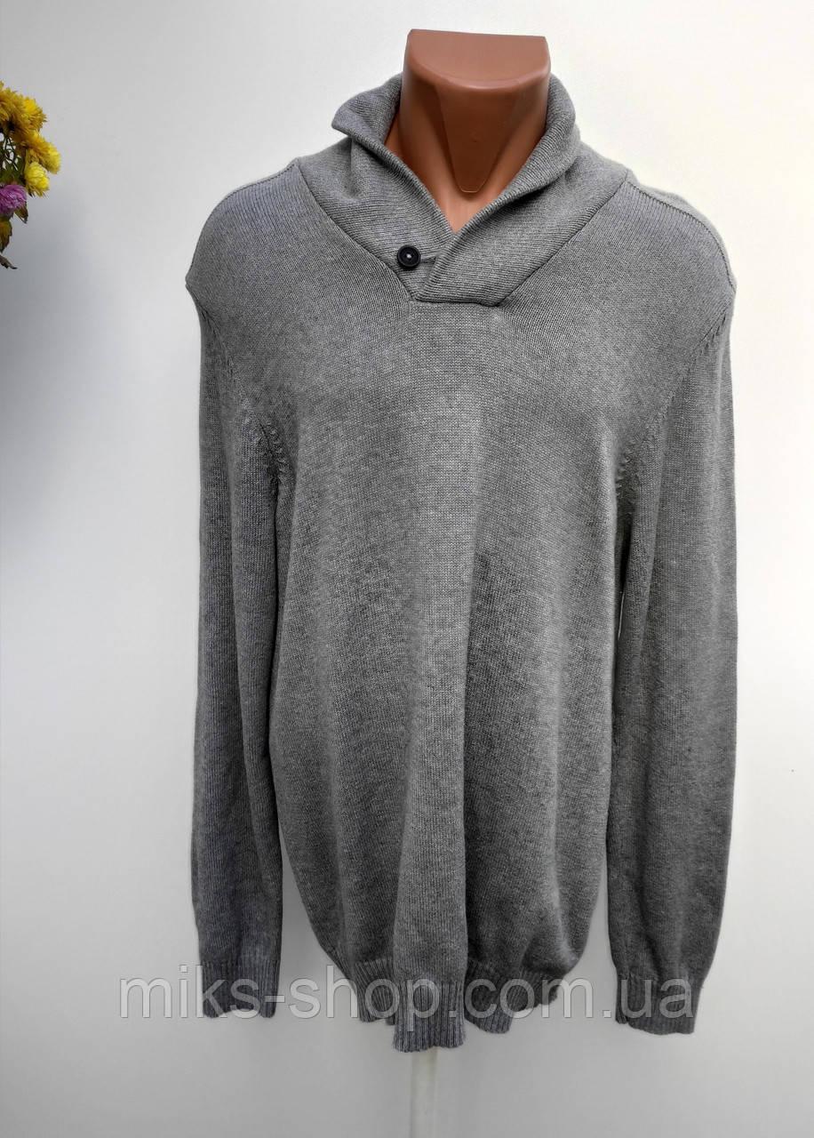 Чоловічий стильний светр Selected Homme Розмір XL ( З-47)