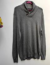 Чоловічий стильний светр Selected Homme Розмір XL ( З-47), фото 3