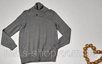 Чоловічий стильний светр Selected Homme Розмір XL ( З-47), фото 2