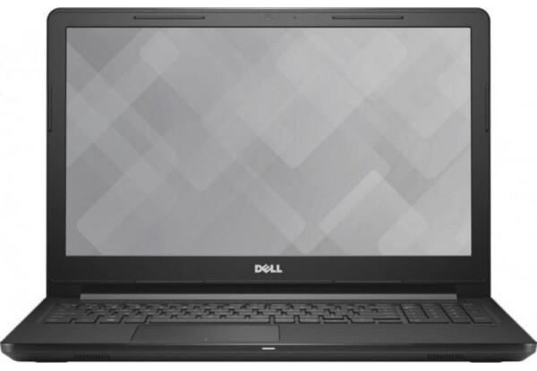 Ноутбук Dell VOSTRO 15 3568-Intel-Core-i5-6200U-2.4GHz-4Gb-DDR4-320Gb-HDD-W15.6-Web-(B)- Б/У