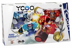 Игровой набор Роботы-самураи 88056