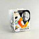 CYCLONE LED H4 H/L 5500K TYPE 34, фото 4